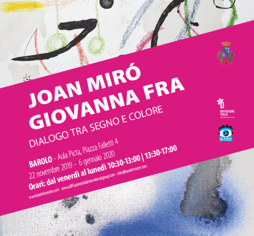 Joan Miró- Giovanna Fra<br>