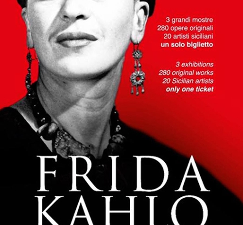 Frida Kahlo<br>The revolutionary