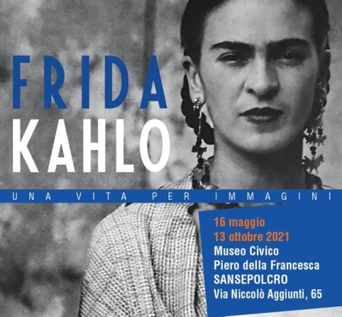 Frida Kahlo<br>a life in pictures