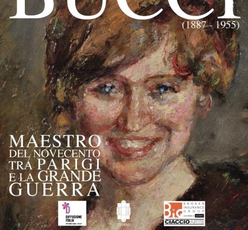 Anselmo Bucci<br> Un maestro del novecento<br>da Parigi alla Grande Guerra