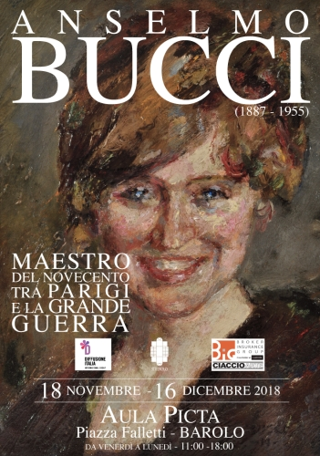 Anselmo Bucci<br>a master of 900 <br>from Paris to the great war
