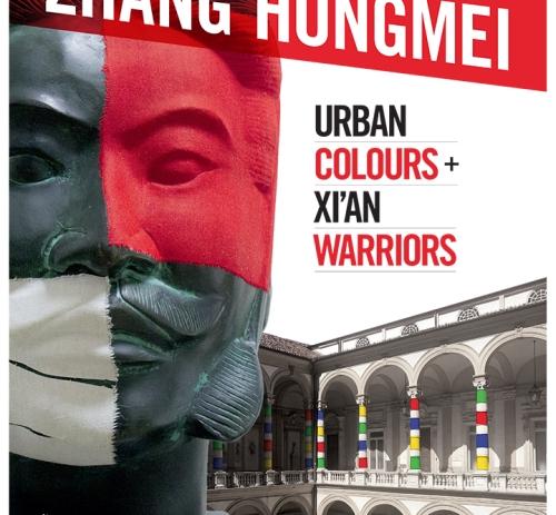 Zhang Hongmei<br> Urban Colours and Xi'An Warriors