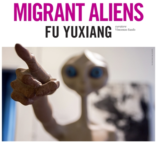 Fu Yuxiang<br> Migrant Aliens