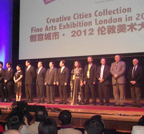 OFA 2012  Olympic Fine Arts