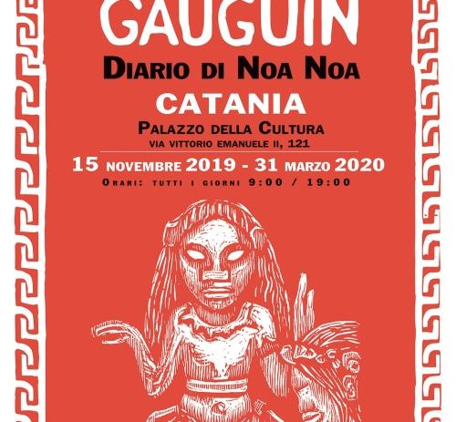 Gauguin<br>Noa Noa's diary