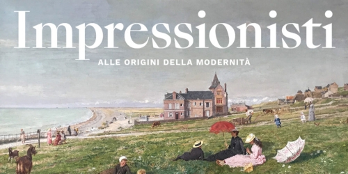 Impressionists. <br> At the origins of modernity